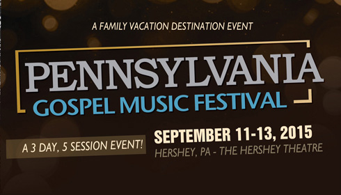Banner for Pennsylvania Gospel Music Festival