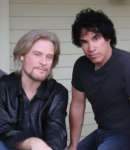Color photo of Daryl Hall & John Oates