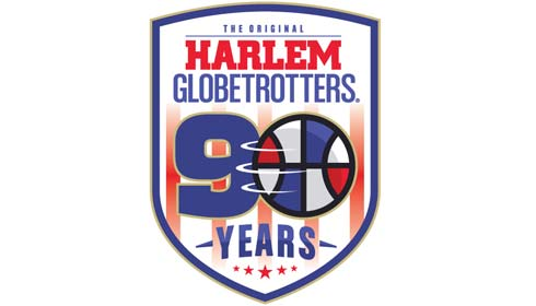 Harlem Globetrotters banner