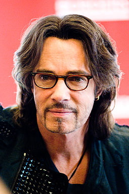 color photo Rick Springfield