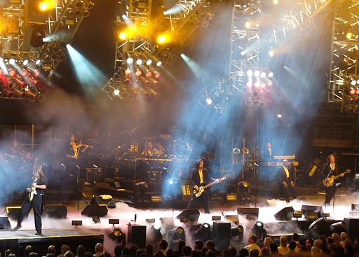 Color photo Trans-Siberian Orchestra
