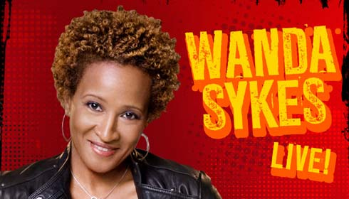 Photo of Comedian Wanda Sykes