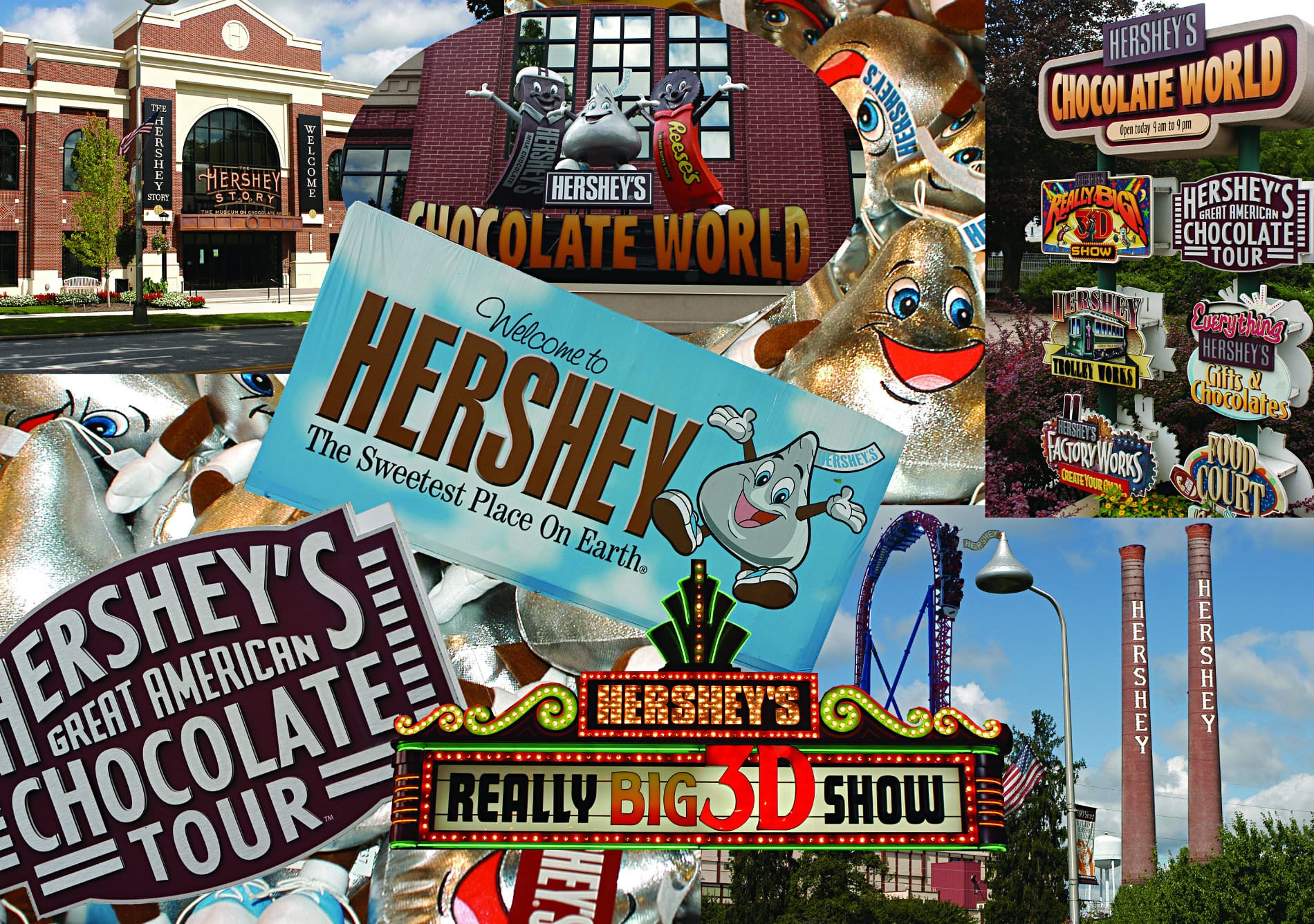 Picture of the Hershey logo.