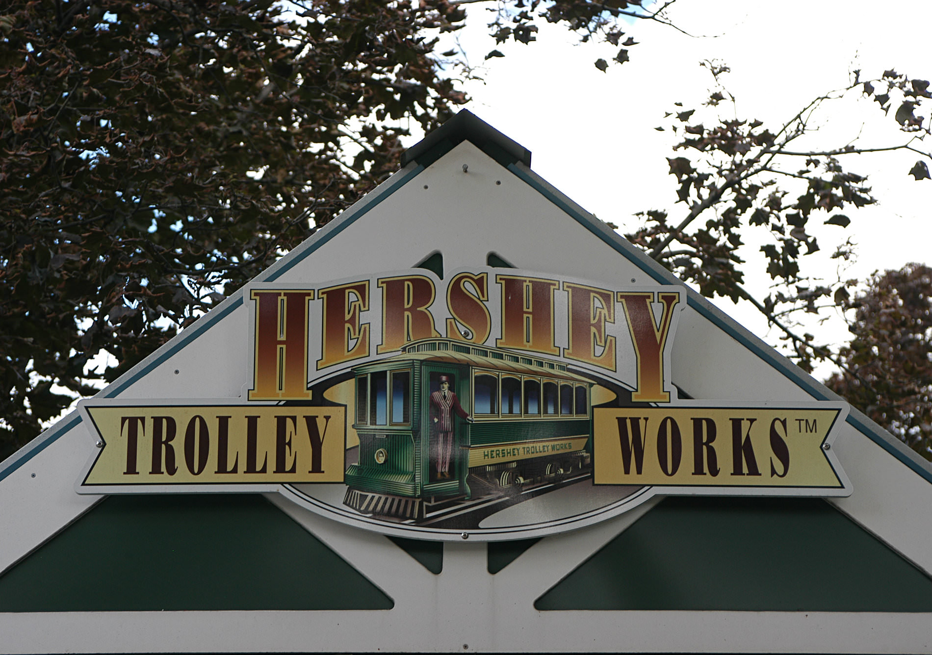 Picture of Trolley works.