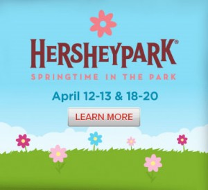 Hersheypark Springtime In The Park